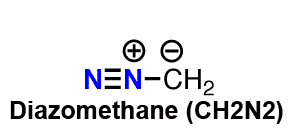 Reagent Friday – Diazomethane (CH2N2)