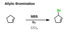 Allylic Bromination
