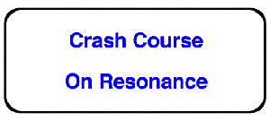 Crash Course On Resonance